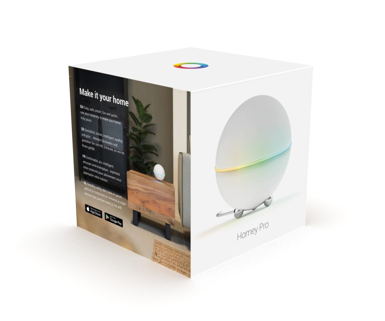 Homey Smart Home Hub with Zigbee