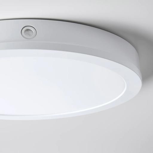 Ikea Tradfri Ceiling Lamp Gunnarp Talks With Homey